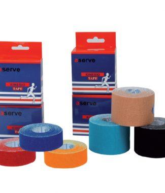 Tape og Bandager
